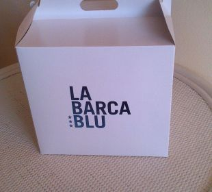 Frühstücks-Box La Barca Blu  Hotel