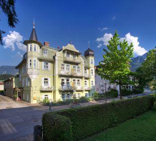 Tagesansicht Hotel Villa Rein