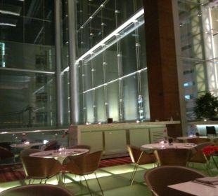 Restaurantbereich Hotel Le Meridien Bangkok