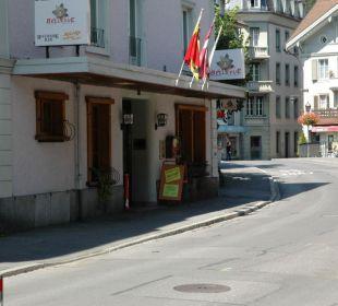 Riverside Bar Hotel Bellevue