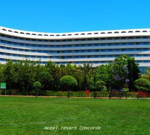 Concorde Ressort Hotel Concorde De Luxe Resort
