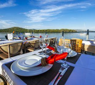Restaurant Pension Villa Baroni