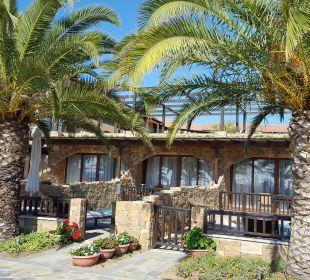 Deluxe Suiten mit eigenem Pool Anthemus Sea Beach Hotel & Spa