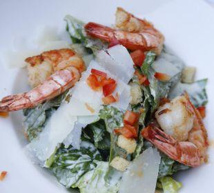 Ceasars Salad Spezial - einfach spitze Weinhaus Henninger Hotel