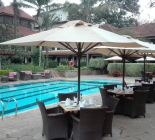 Pool Hotel Southern Sun Mayfair