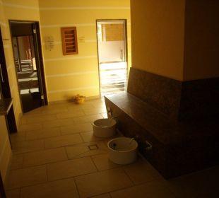 Wellnessbereich Hotel Zur Linde