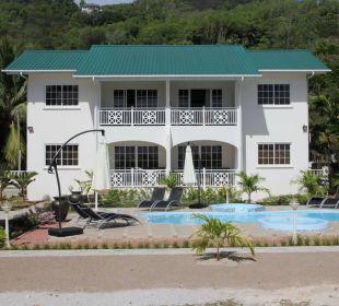 Hotelbilder Villa Koket in Glacis • Mahe Seychellen