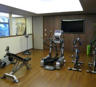 Fitnessstudio Seehotel Adler