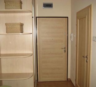 Eingangsbereich Zimmer Baltic Home Apartments