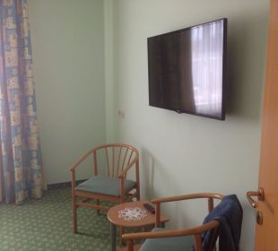 Elternschlafzimmer Thermenhotel Kurz