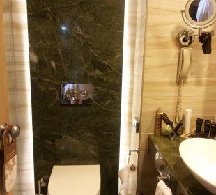 Bad mit Dusch WC Gloria Verde Resort