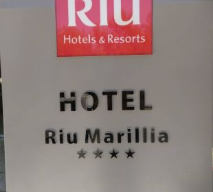 Eingang Hotel Vincci Marillia