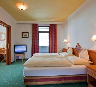 """Suite """"Valluga"""" Hotel Post"""