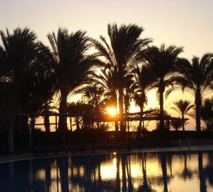 Sonnenaufgang Hotel Steigenberger Coraya Beach