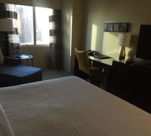 Zimmer Crowne Plaza Hotel Times Square Manhattan