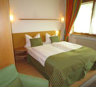 Schlafbereich Hapimag Resort Merano