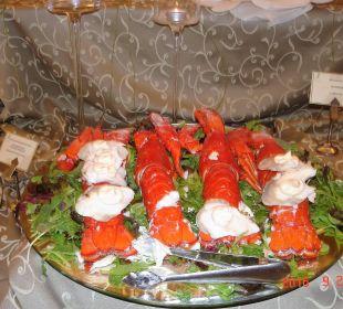 Essen für Feinschmecker Hotel Lago Garden