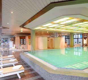 Pool Maritim Hotel Bremen