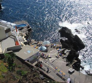 """Küste von """"oben"""" Villa Opuntia"""