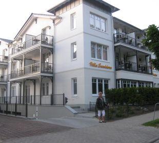 Pension Villa Sandorn Pension Sanddorn