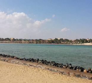 Ein Teil der Bucht