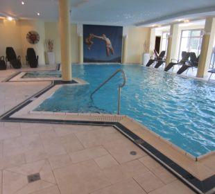 Schwimmbad Alpen Adria Hotel & Spa