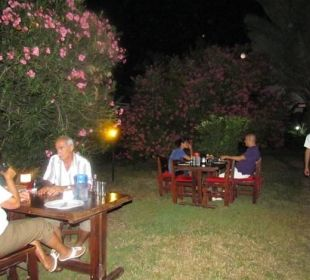 Esreataurant im Hotel Garten Hotel Anatolia Resort