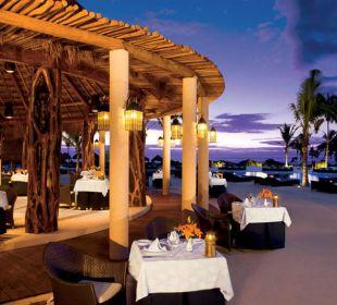 Oceana Restaurant Seafood Spezialitäten Secrets Maroma Beach Riviera Cancun