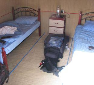 Dolphin Room, einfach aber ausreichend Hotel Turtle Beach Resort