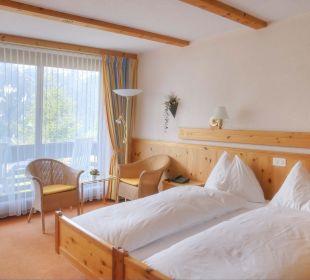 Sunstar Hotel Wengen - Zimmer Standard Sunstar Alpine Hotel Wengen
