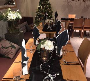 Sehr edel und gemütlich Gorfion - Das Familienhotel