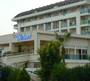 Ausblick Hotel Titan Select