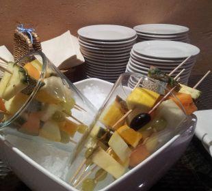 Vitalbar fruits Hotel Post Lermoos