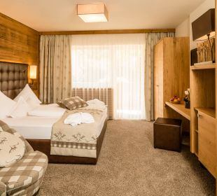 Junior-Suite Dolce Vita Hotel Jagdhof Aktiv & Bike Resort
