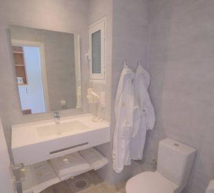 New Bathrooms for sea view rooms Hotel Elea Beach