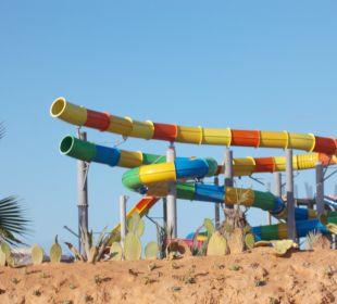 Rutsche hoffe bald weg SunConnect Djerba Aqua Resort