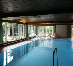 Pool Romantik Hotel Sonne