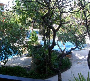 Poolblick Bali Rani Hotel