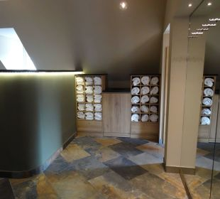 Saunabereich Romantik Jugendstilhotel Bellevue