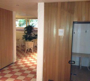 Sauna Hotel am Kurpark