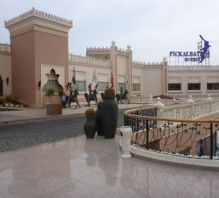 Außenansicht Albatros Palace Resort