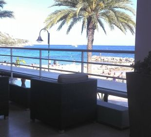 Terasse Hotel Ibiza Playa