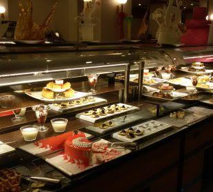 Auswahl ohne Ende... Hotel Narcia Resort Side