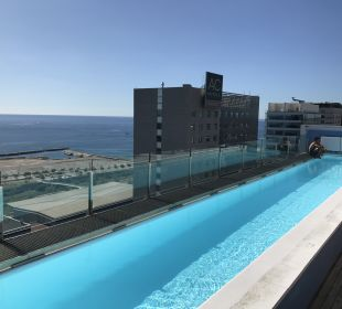 Pool Hotel Barcelona Princess