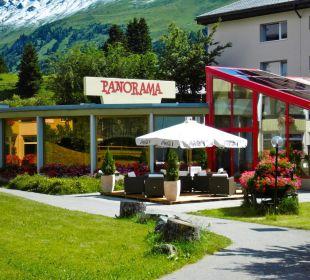 Restaurant Greenhouse Hotel Panorama Valbella (geschlossen)