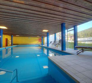 Hallenbad Sunstar Alpine Hotel Lenzerheide