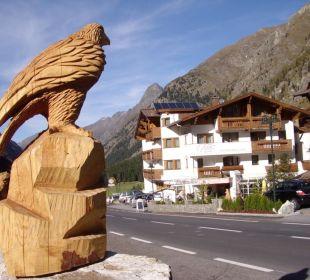 Hotelsüdseite Hotel Gundolf