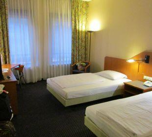 Doppelzimmer Arcadia Hotel Berlin