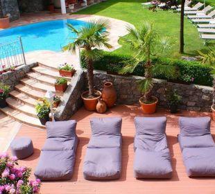 Gartenanlage Dolce Vita Hotel Jagdhof Aktiv & Bike Resort