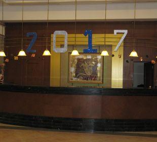 Einstimmung auf das Jahr 2017 Kilikya Palace Göynük